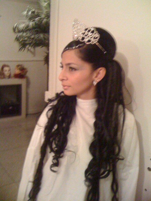 chignon de marie avec coque et tissage - Blog de coiffuregitano