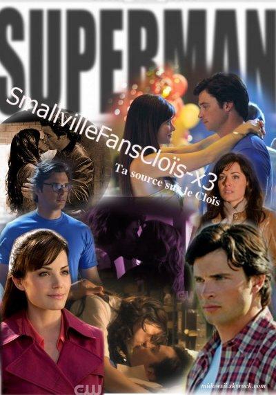 Montage pour SmallvilleFansCloïs-x3 Thème : Le Cloïs