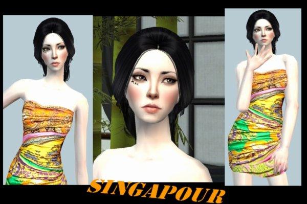 Miss Singapour 2014