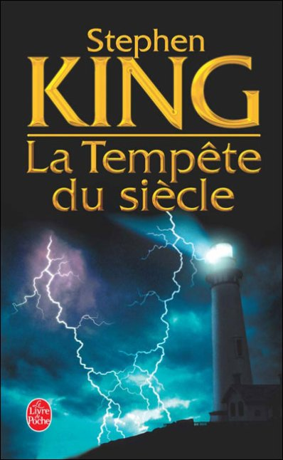 Stephen King - La tempête du siècle