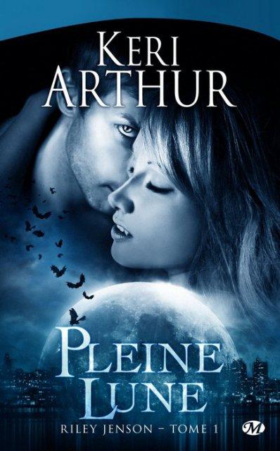 Keri Arthur - Pleine lune