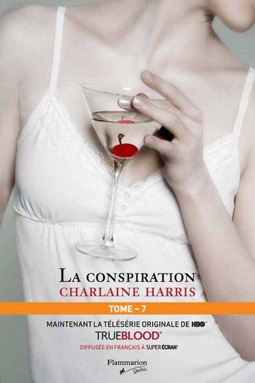 Charlaine Harris - La conspiration