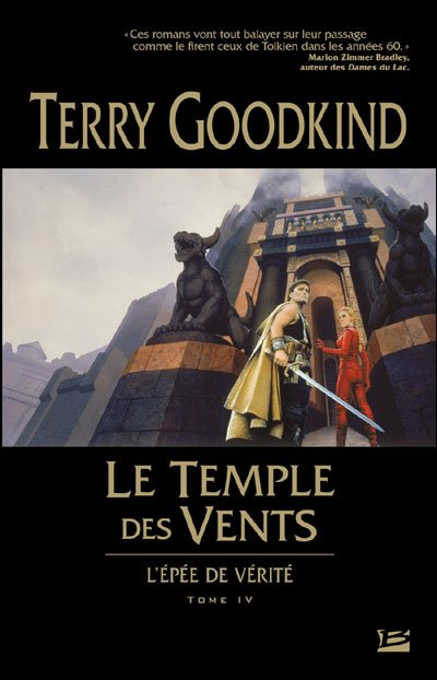 Terry Goodkind , Le temple des vents