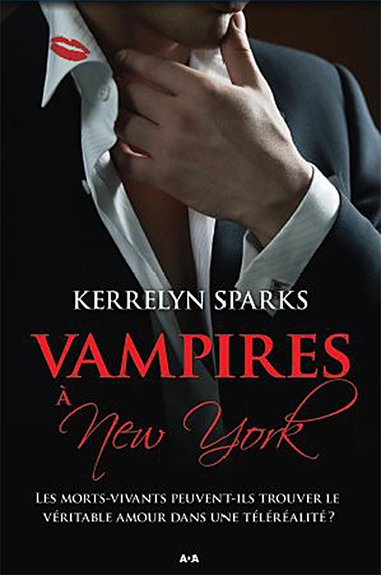 Kerrelyn Sparks - Un vampire à New-York