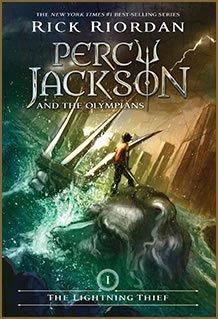 Rick Riordan - Percy Jackson and the olympians
