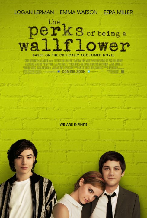 Stephen Chbosky - The perks of being a wallflower