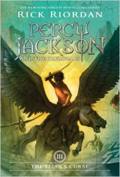 Rick Riordan - The titan's curse