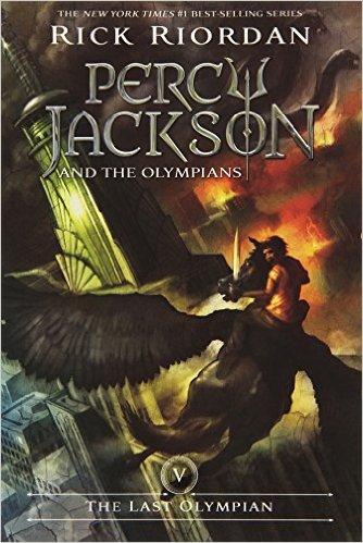 Rick Riordan - The last olympian