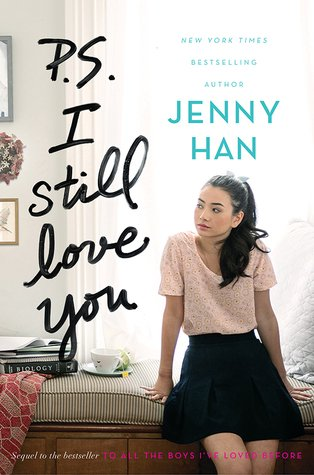 Jenny Han - P.S. I still love you