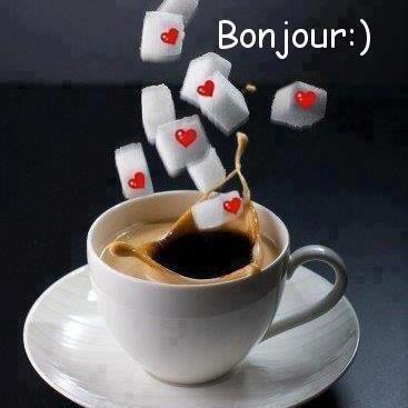 qui veut prendre un café avec moi ?
