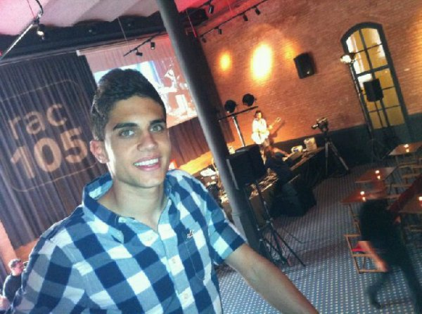 23. Marc Bartra Requested by Sophie/ Ecrit par Lina