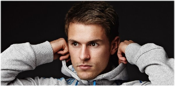 59. Aaron Ramsey Requested by ScriverePerSempre/ Ecrit par Lina
