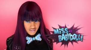 omg girlz baby doll