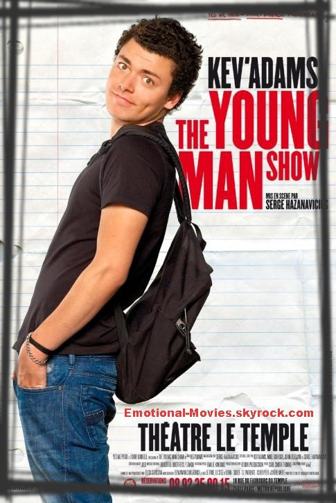 """THE YOUNG MAN SHOW"""