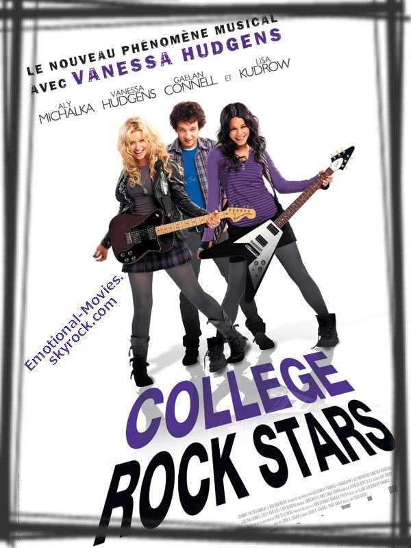 """COLLÈGE ROCK STARS"""