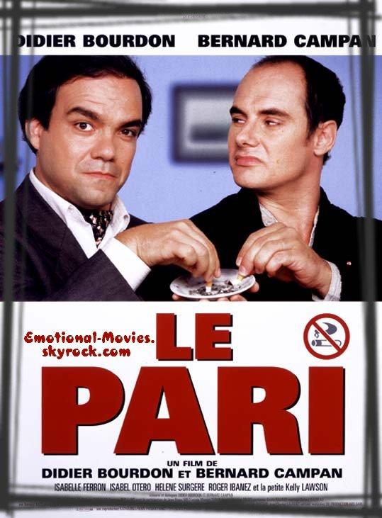 """""""LE PARI"""""""