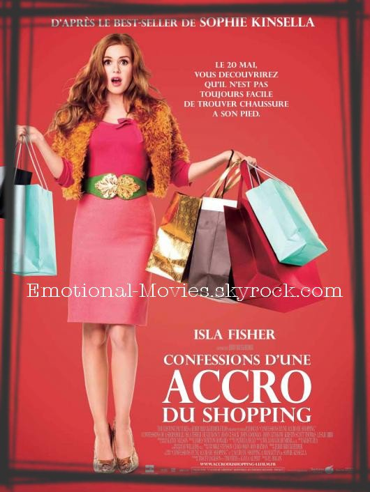 """CONFESSION D'UNE ACCRO DU SHOPPING"""
