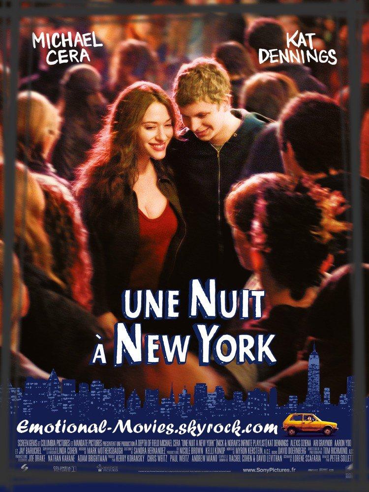 """""""UNE NUIT À NEW-YORK"""""""
