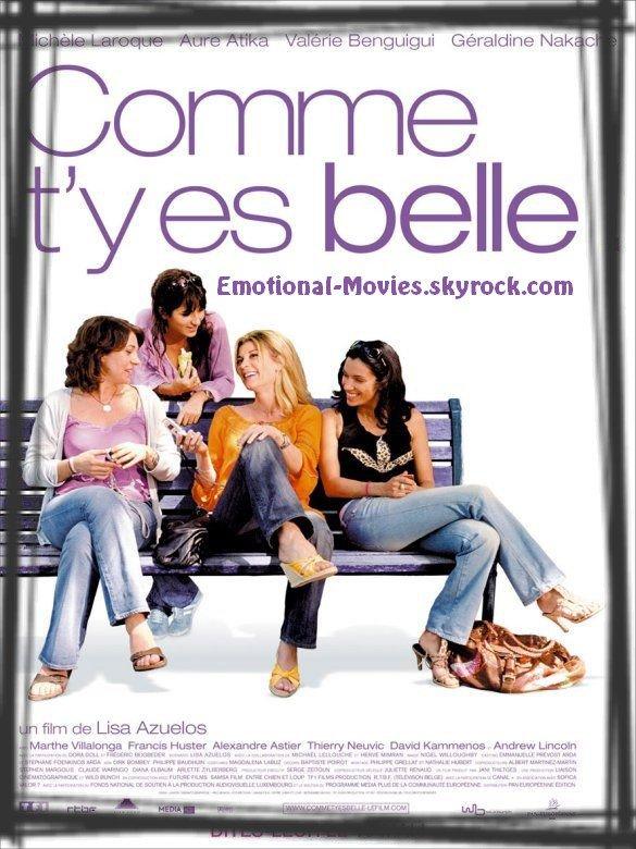 """""""COMME T'Y ES BELLE"""""""