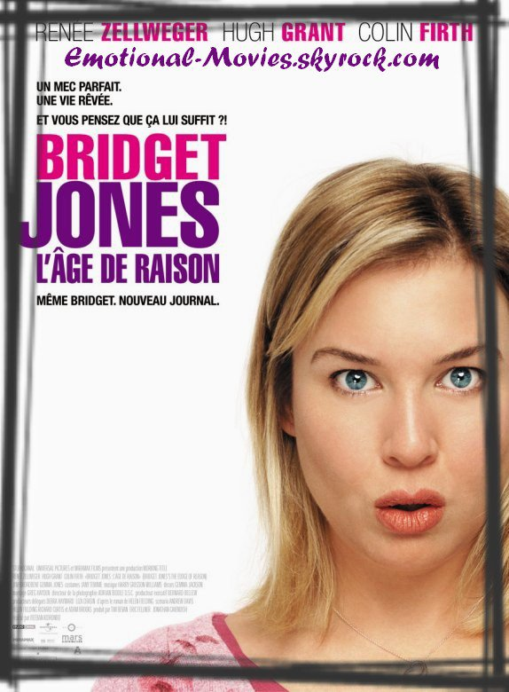"""BRIDGET JONES : L'ÂGE DE RAISON"""