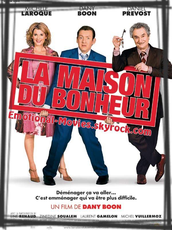 """""""LA MAISON DU BONHEUR"""""""