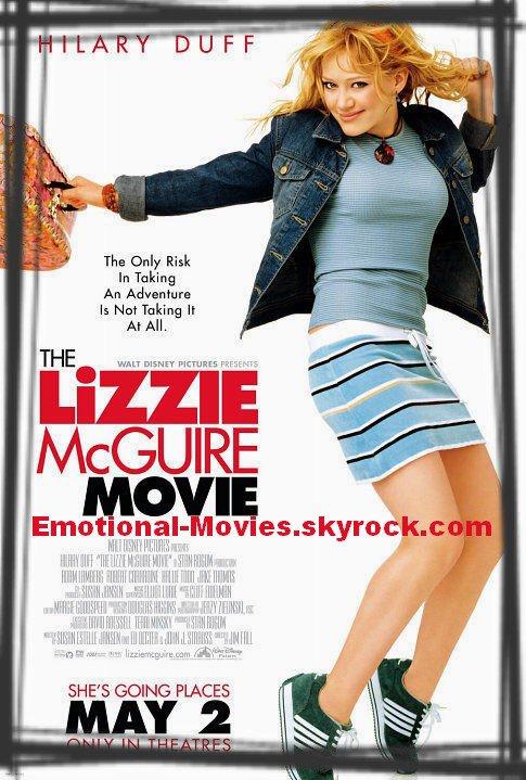 """""""LIZZIE MCGUIRE, LE FILM"""""""