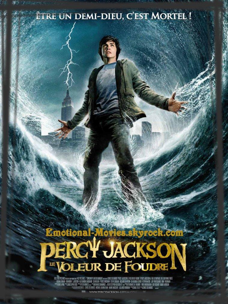 """""""PERCY JACKSON 1 LE VOLEUR DE FOUDRE"""""""
