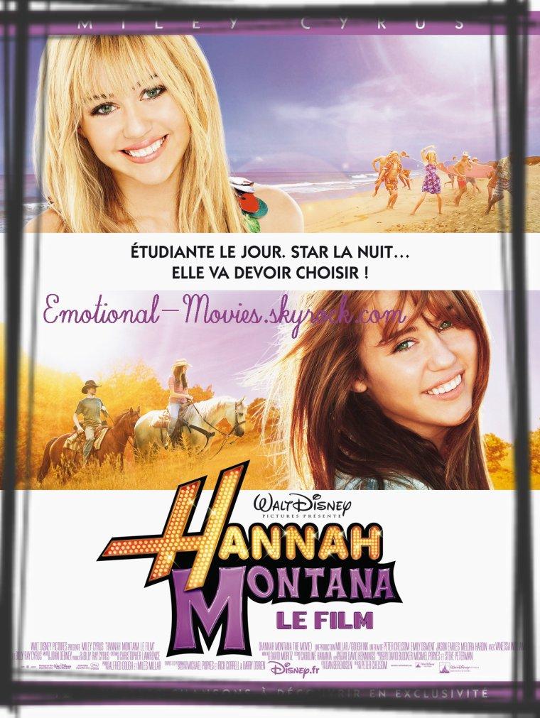 """""""HANNAH MONTANA, LE FILM"""""""