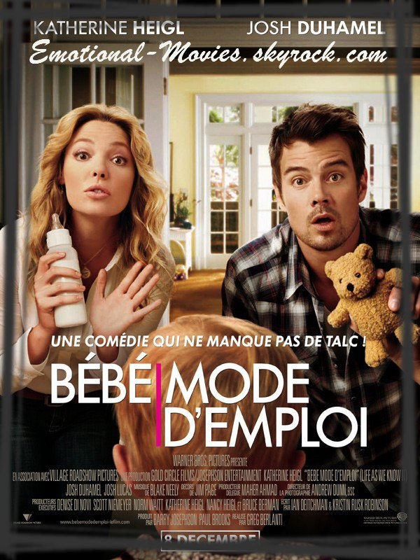 """BÉBÉ MODE D'EMPLOI"""