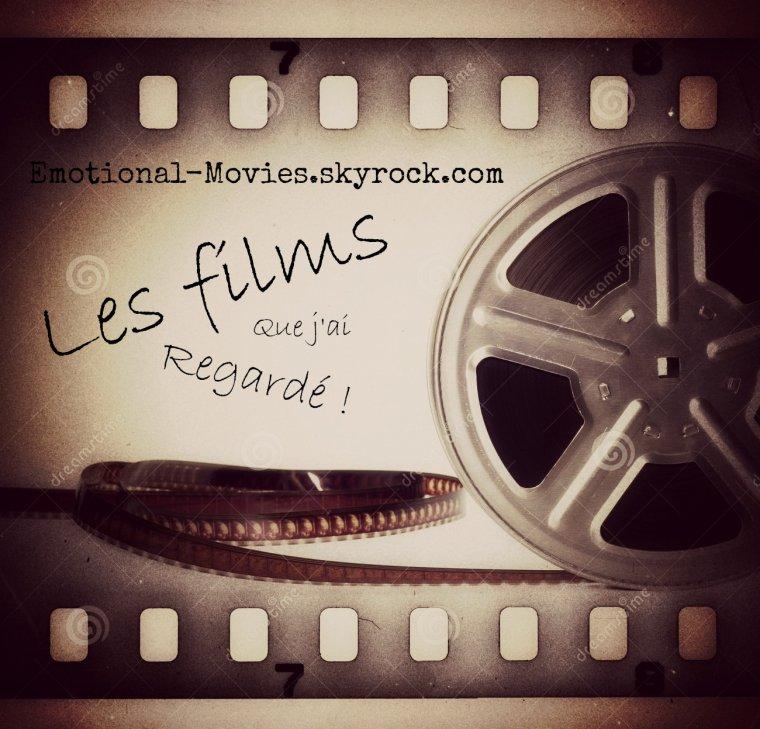 ★ LES FILMS QUE J'AI REGARDÉ 2013-2014 ★