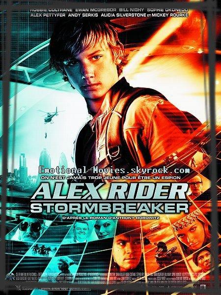 """""""ALEX RIDER STORMBREAKER"""""""
