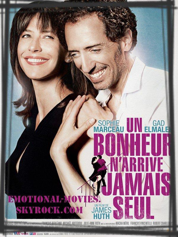 """""""UN BONHEUR N'ARRIVE JAMAIS SEUL"""""""