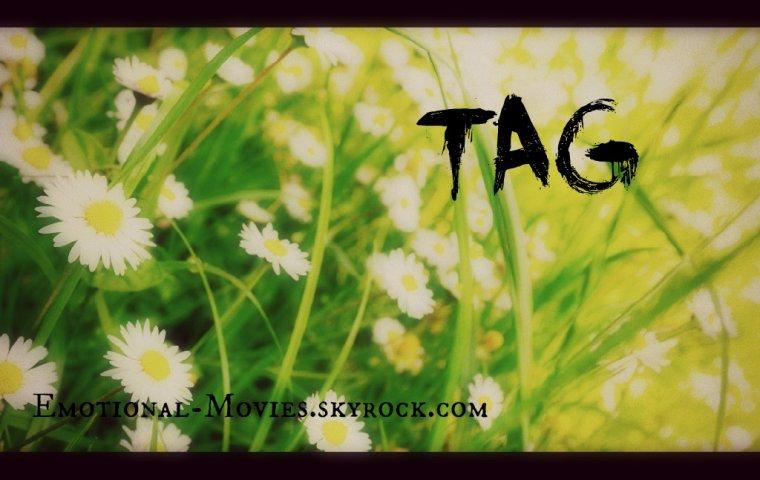 ★ TAG N°2 ★