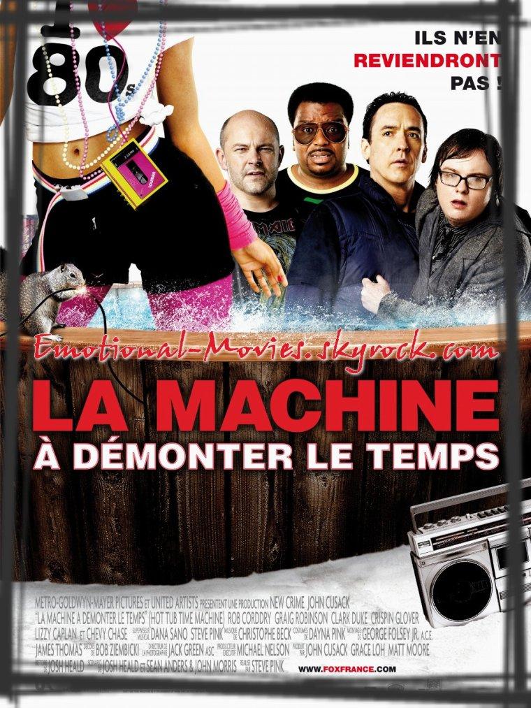 """""""LA MACHINE À DÉMONTER LE TEMPS"""""""