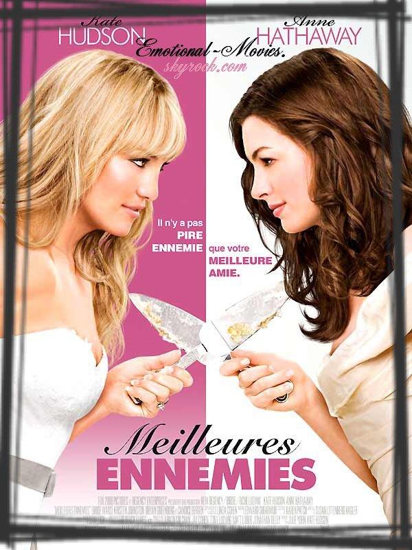 """MEILLEURES ENNEMIES"""