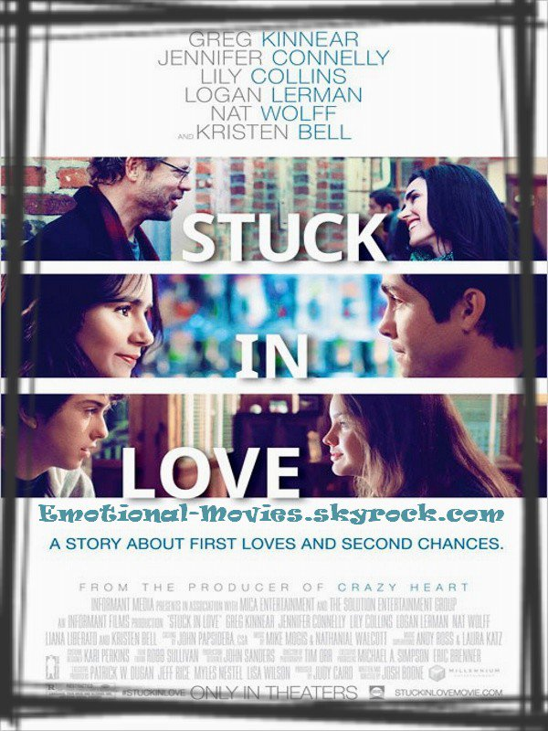 """STUCK IN LOVE"""
