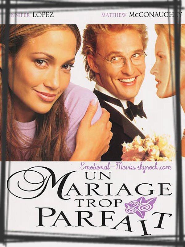 """""""UN MARIAGE TROP PARFAIT"""""""