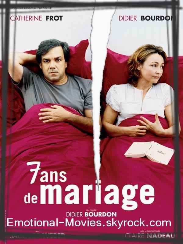 """""""7 ANS DE MARIAGE"""""""