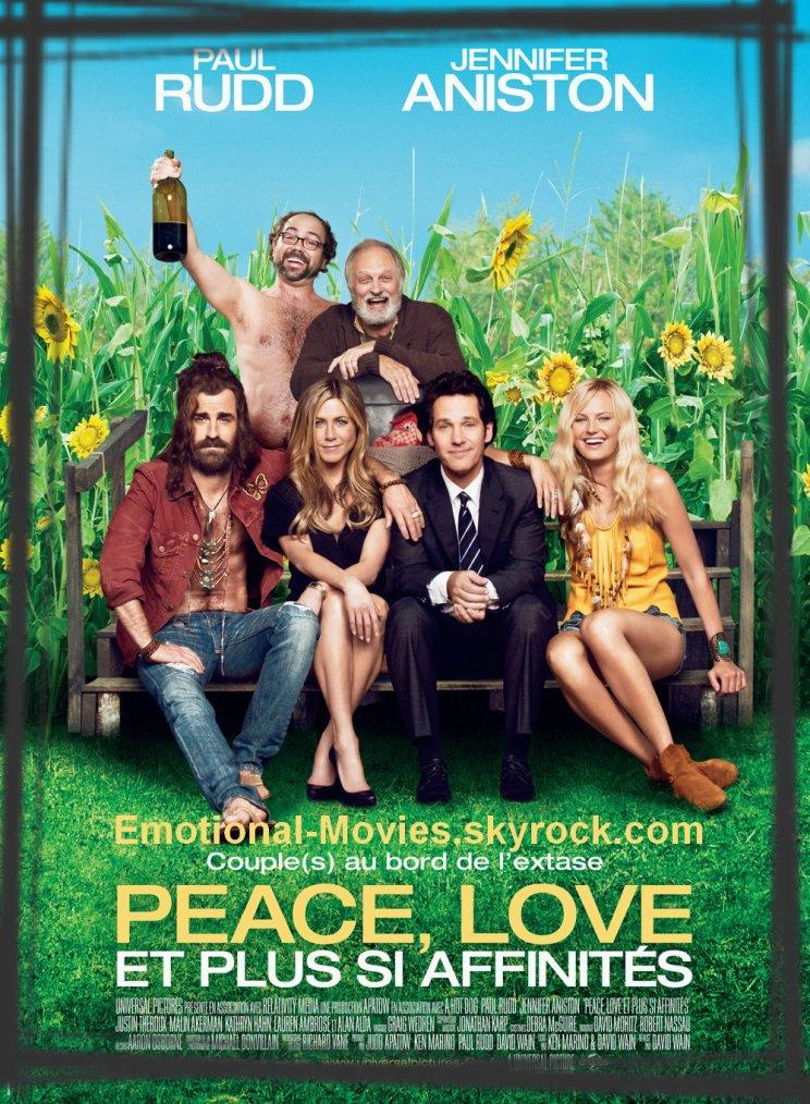 """""""PEACE, LOVE ET PLUS SI AFFINITÉS"""""""