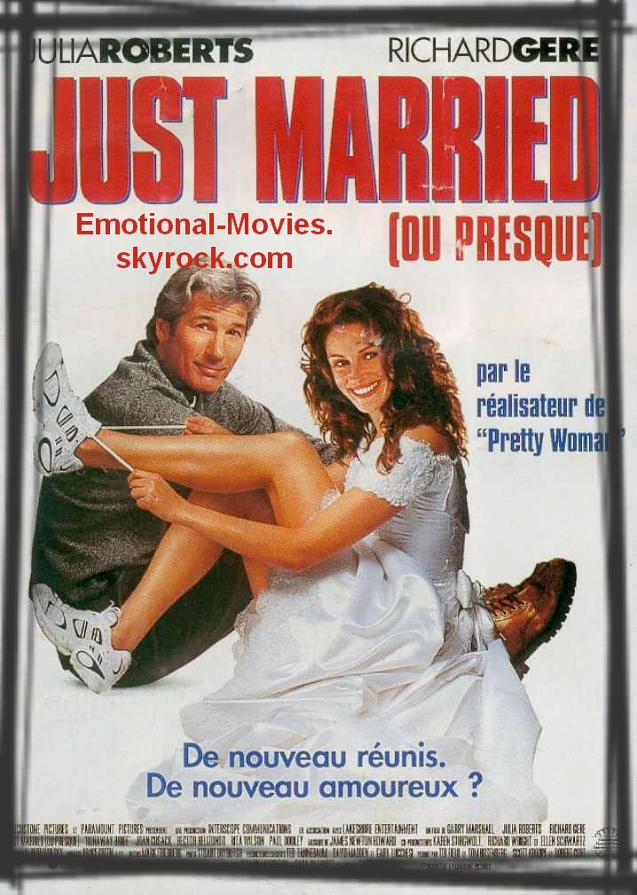 """JUST MARRIED (OU PRESQUE)"""