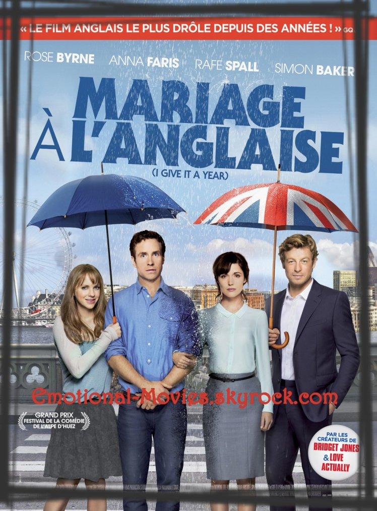 """""""MARIAGE À L'ANGLAISE"""""""