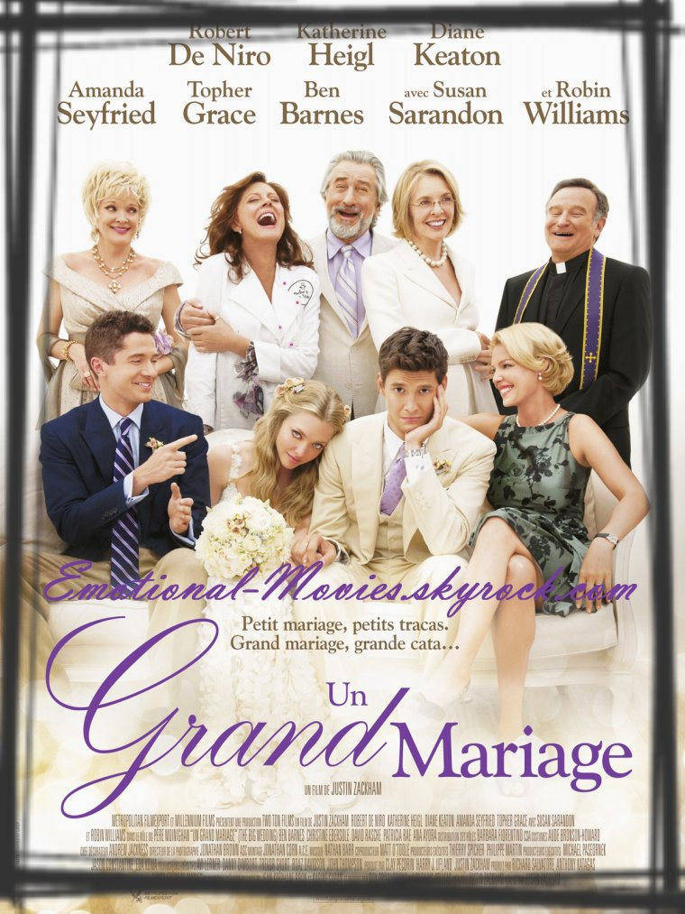 """UN GRAND MARIAGE"""