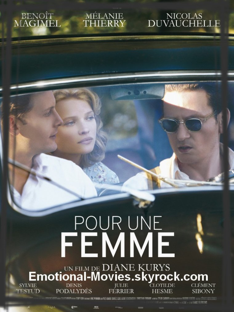 """""""POUR UNE FEMME"""""""