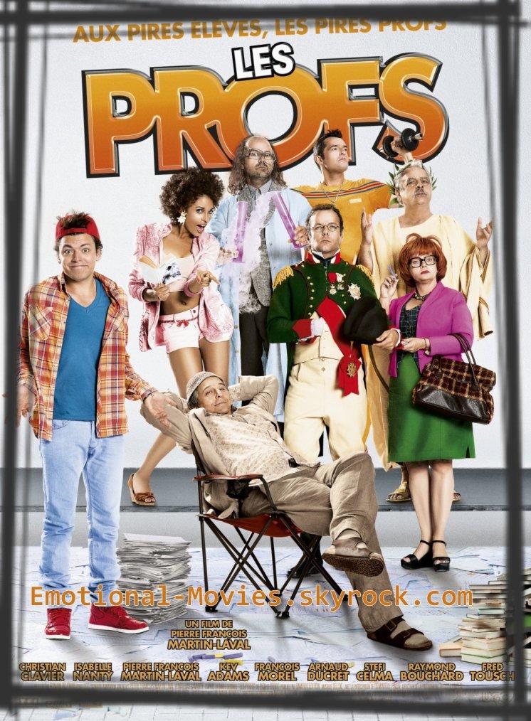 """""""LES PROFS"""""""
