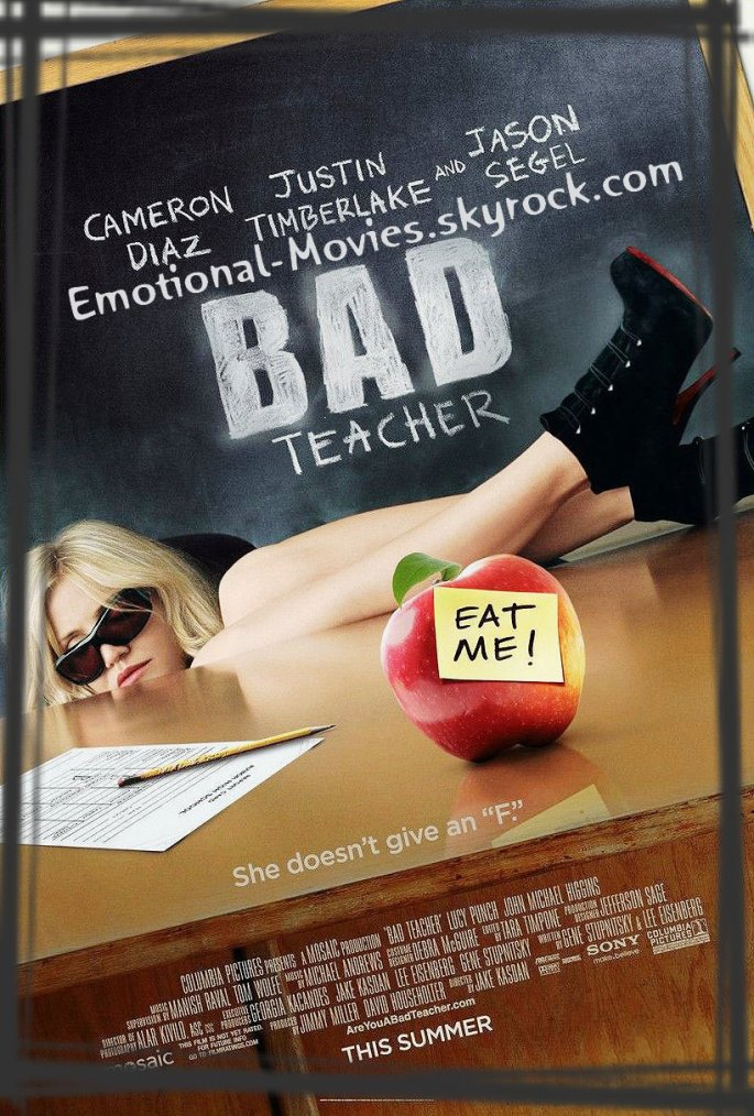 """BAD TEACHER"""