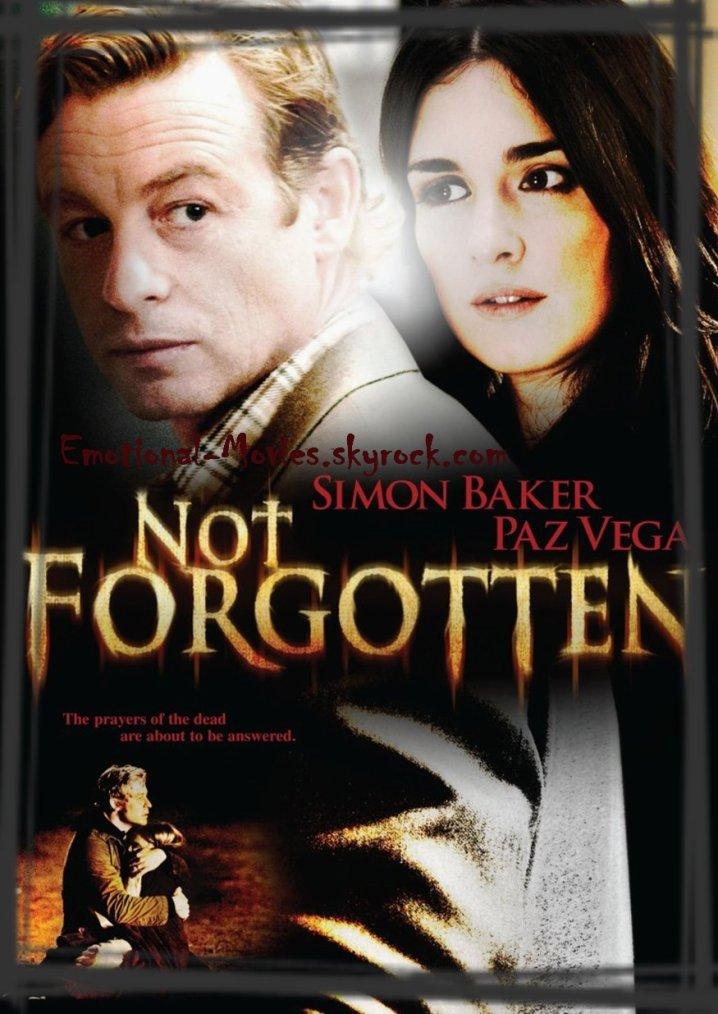 """""""NOT FORGOTTEN"""""""