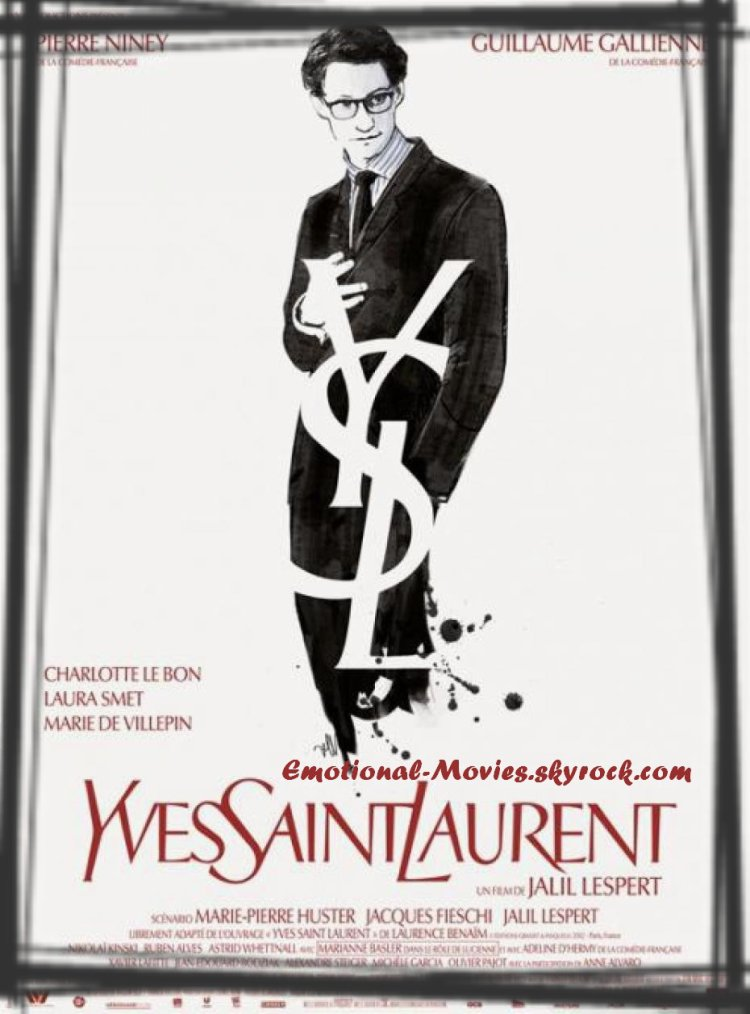"""YVES SAINT LAURENT"""