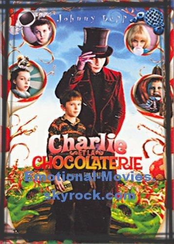 """""""CHARLIE ET LA CHOCOLATERIE"""""""