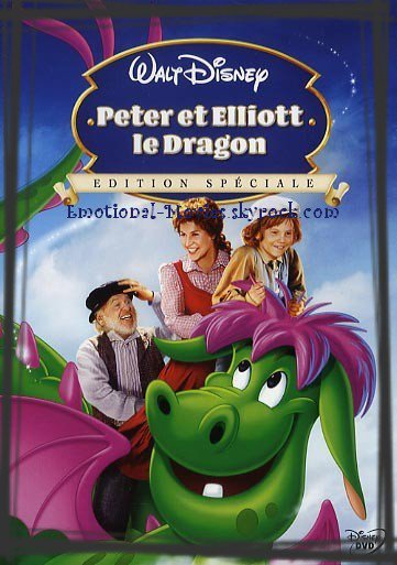 """PETER & ELLIOTT LE DRAGON"""