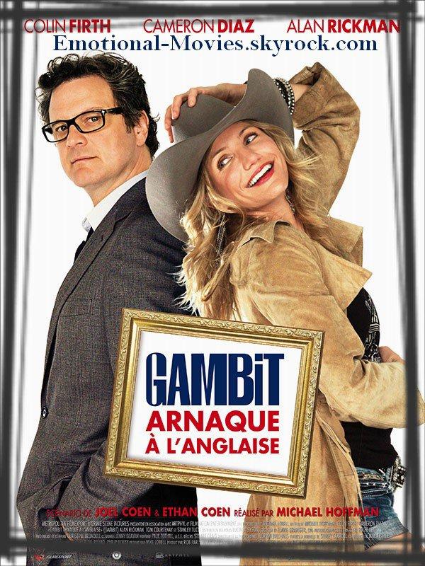 """GAMBIT, ARNAQUE À L'ANGLAISE"""